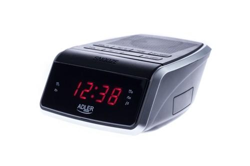 Uhrenradio Radiowecker Alarm AM/FM LED Radio Wecker