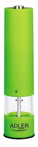 Elektrische Pfeffermühle Gewürzmühle Mühle für Pfeffer Mühle Farbe Grün