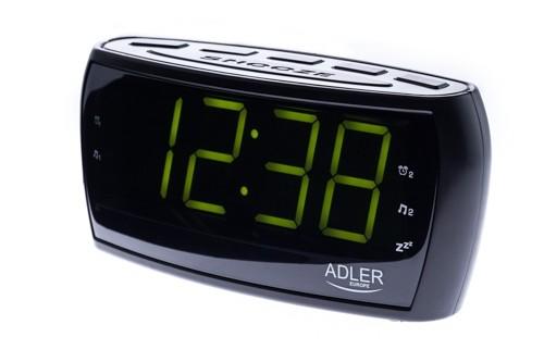 Radio Wecker Uhrenradio AM/FM Radio XXL Display Radiowecker